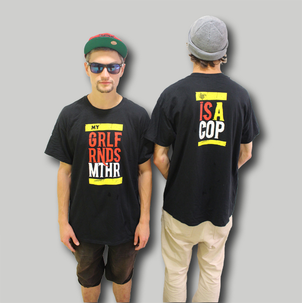 Tips Heritage Clothing  MGMIAC Shirt