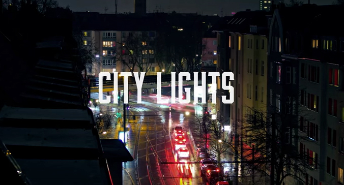 New Lyric Video – CITY LIGHTS