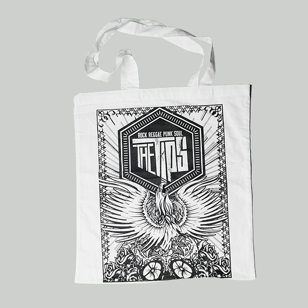 TiPS Heritage Clothing  – Cloth Bag – TWISTS'N'TURNS