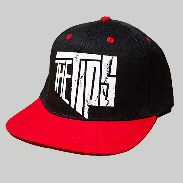 TiPS Heritage Clothing  SNAPBACK – RED